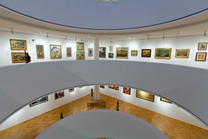 Nedbalka Gallery Bratislava