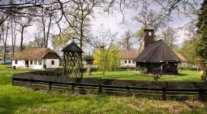 Open Air Museum of Banat Village Timisoara
