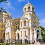 Ascension of Christ Church Vidzeme Riga
