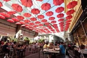 Restaurant Manufaktura Belgrade