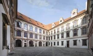 Wallenstein Palace Prague Little Quarter