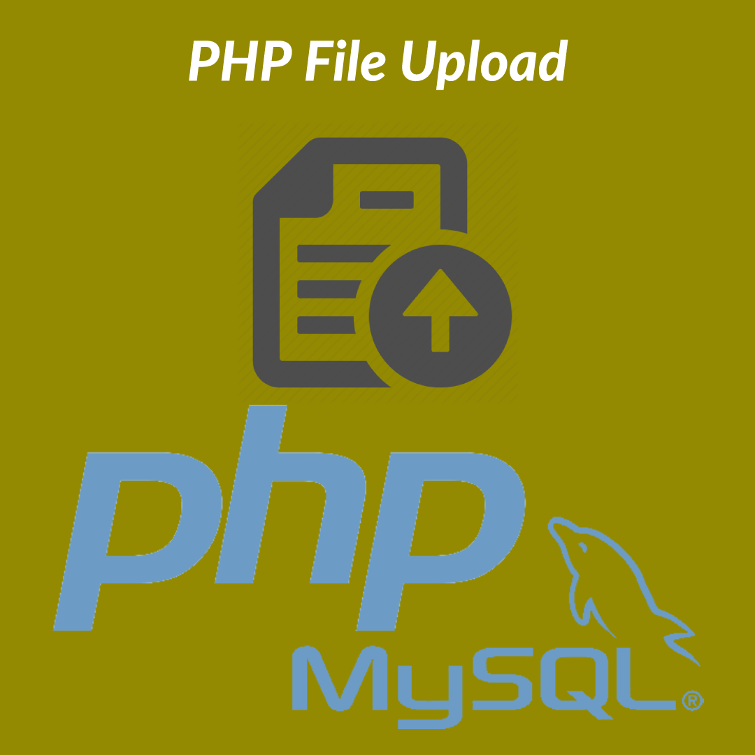 PHP File Upload - how to upload a file in php