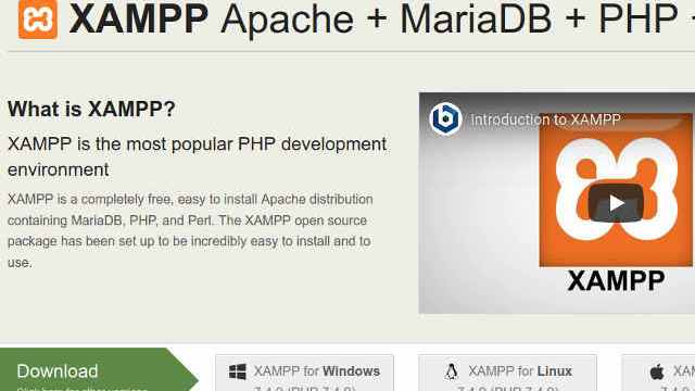 How to install Xampp on Linux