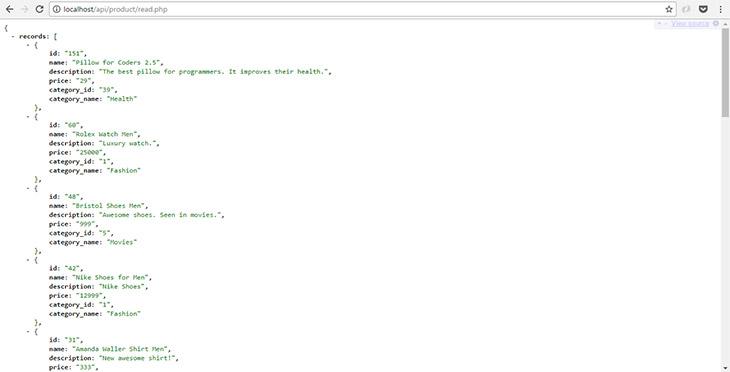 react crud tutorial - javascript programming
