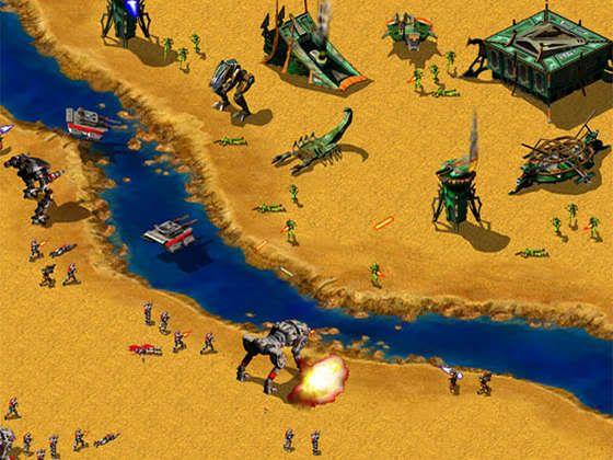 Dominion Storm game screenshot
