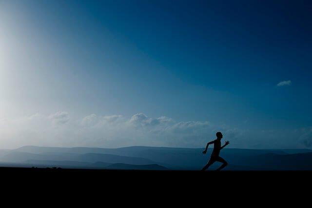 Runner Finding Success
