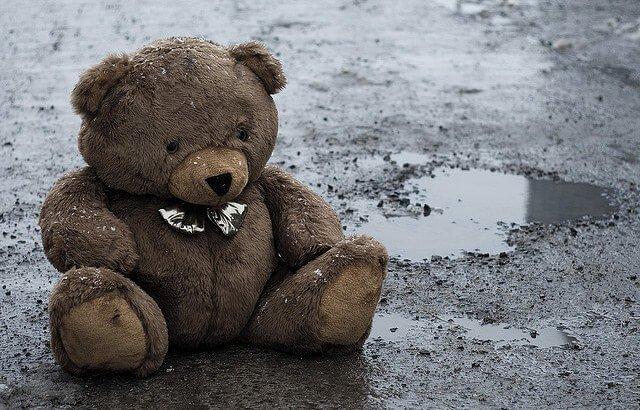 Overcome Shyness - Sad Shy Bear