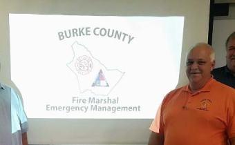 Burke County Staff