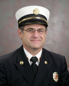 Chief Fred Hotz