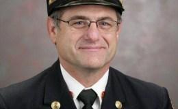 Chief Fred Hotz
