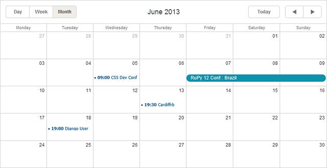 Build Calendar App for Windows 8 with dhtmlxScheduler