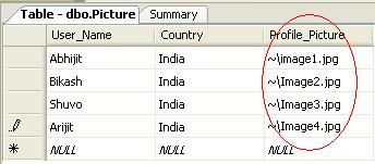 Screenshot - Database