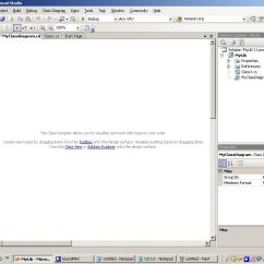 Visual Studio View Class Diagram Megaflow Wiring In Vs Net 2005 Codeproject