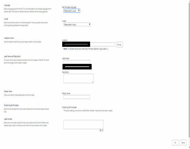 Site Settings in SharePoint 2013