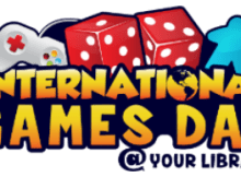 International Games Day at your Library