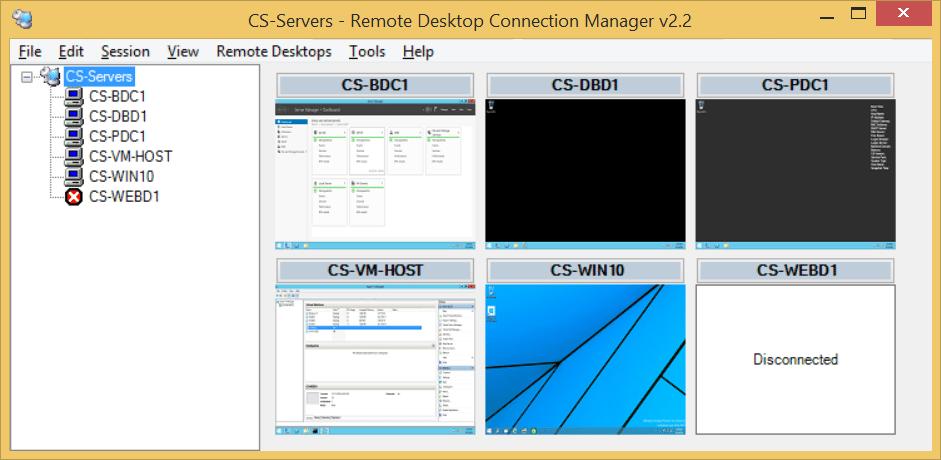 Remote Desktop Connection - Idee per la progettazione di