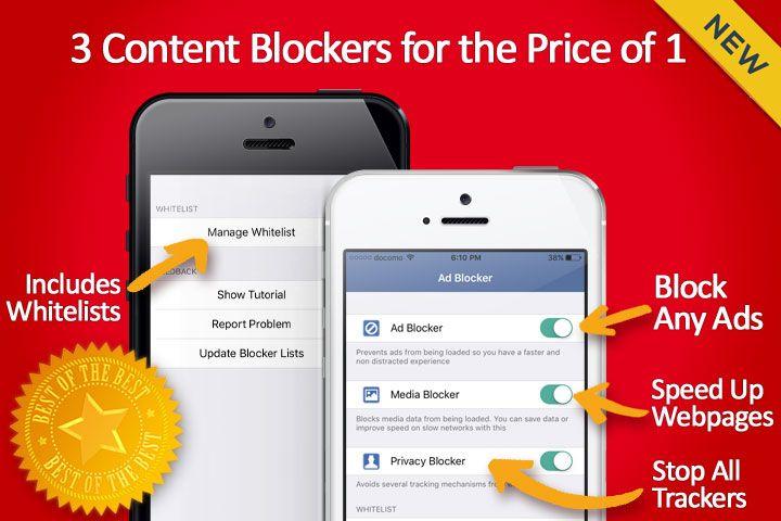 Ad Blocker - iOS App Source Code by Introwizardllc | Codester
