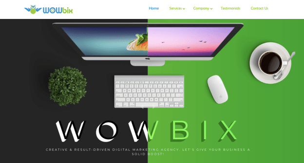 Wowbix Website Review