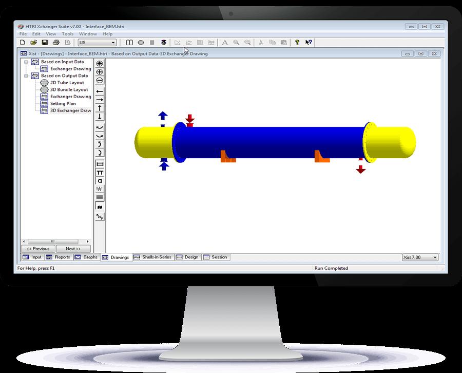 ASME® UHX and TEMA Heat Exchanger Software | Codeware