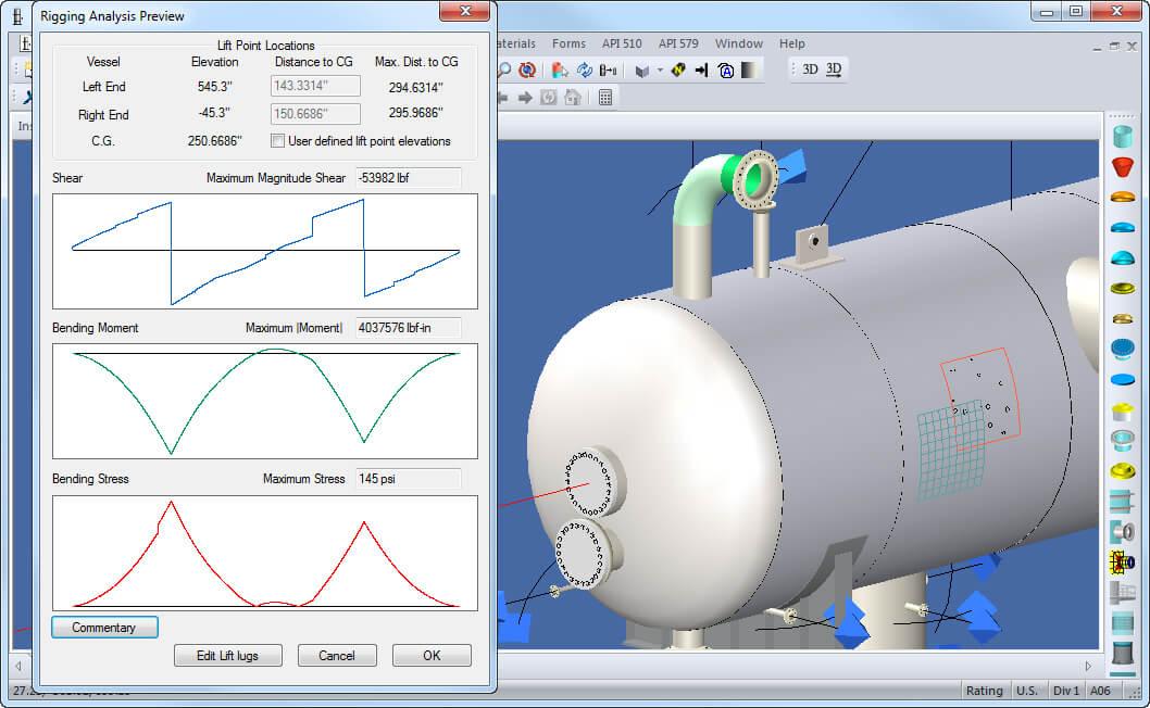 Pressure Vessel Diagram | brandforesight co