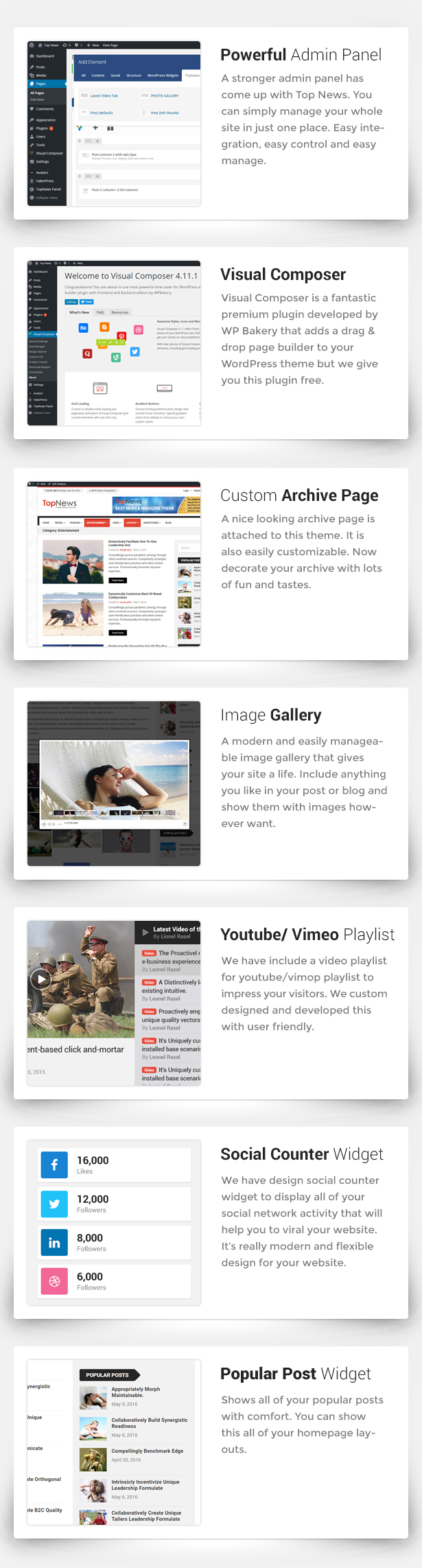 TopNews - News Magazine Newspaper and Blog WordPress Theme