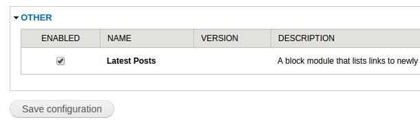 enable-drupal-custom-module-in-list-by-codexworld