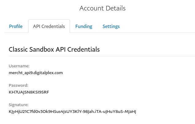 paypal-pro-integration-php-sandbox-account-codexworld