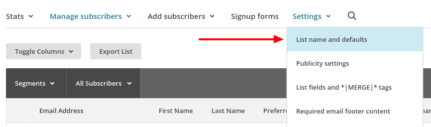 add-subscriber-to-list-mailchimp-api-php-settings-codexworld