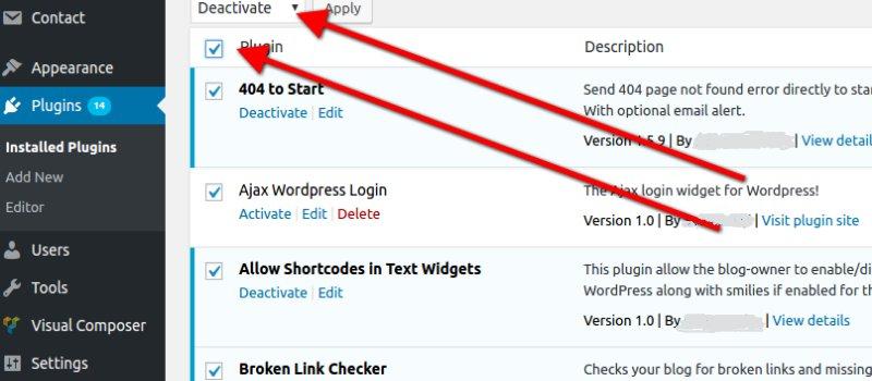 wordpress-internal-server-error-deactivate-all-plugins-codexworld