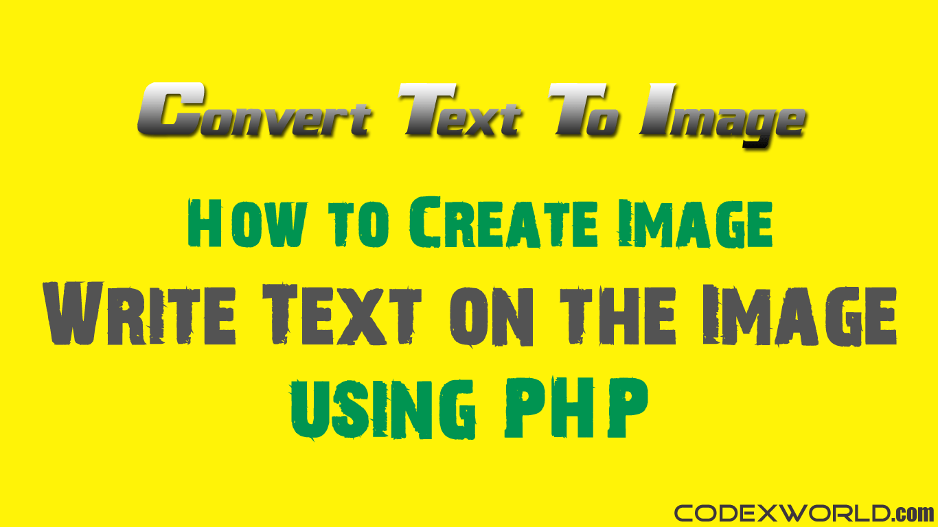how to add texts in php