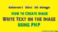 convert-text-to-image-php-codexworld