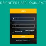 codeigniter-login-system-screenshot-2-codexworld - Screenshot 2