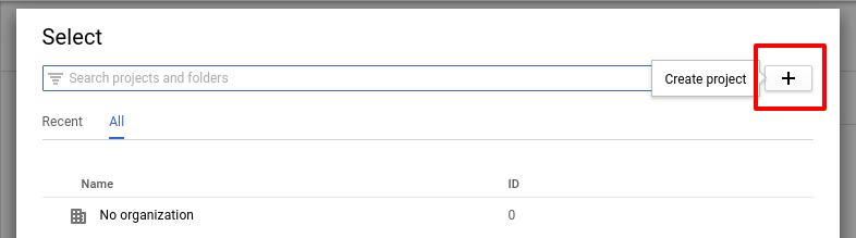 google-api-console-create-project-codexworld