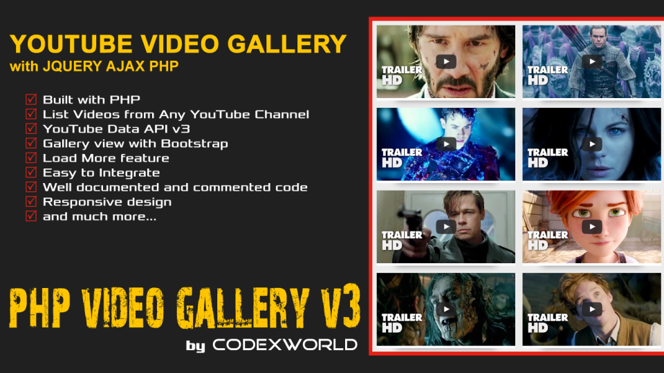 youtube-video-gallery-php-script-codexworld