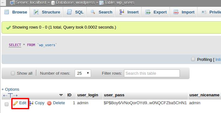 wordpress-database-username-edit-codexworld
