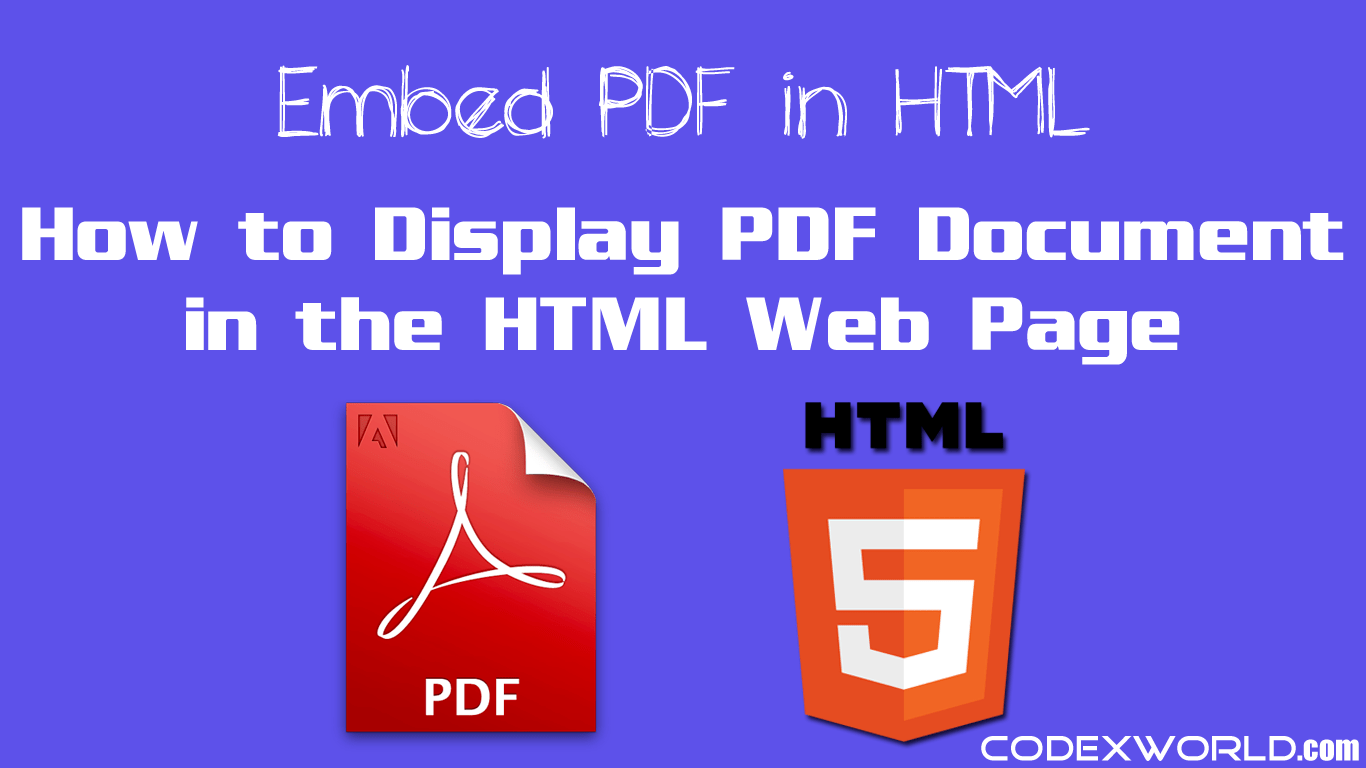 Pdf from php script url file to
