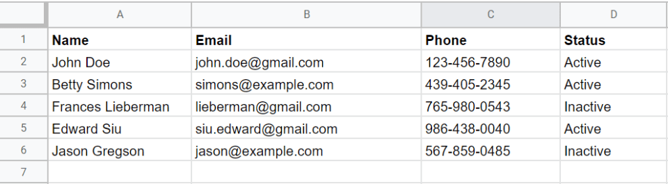 Import and Export CSV File using PHP and MySQL - CodexWorld