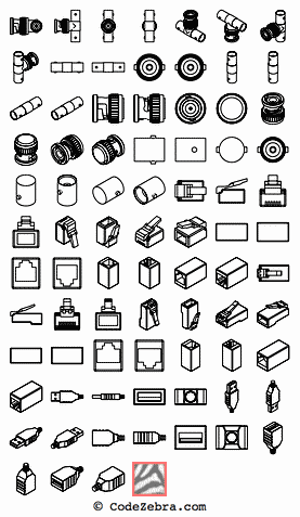 Electrical Symbols by Code Zebra