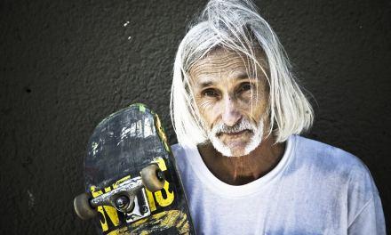 Neal Unger, 60 ans et toujours skateboarder