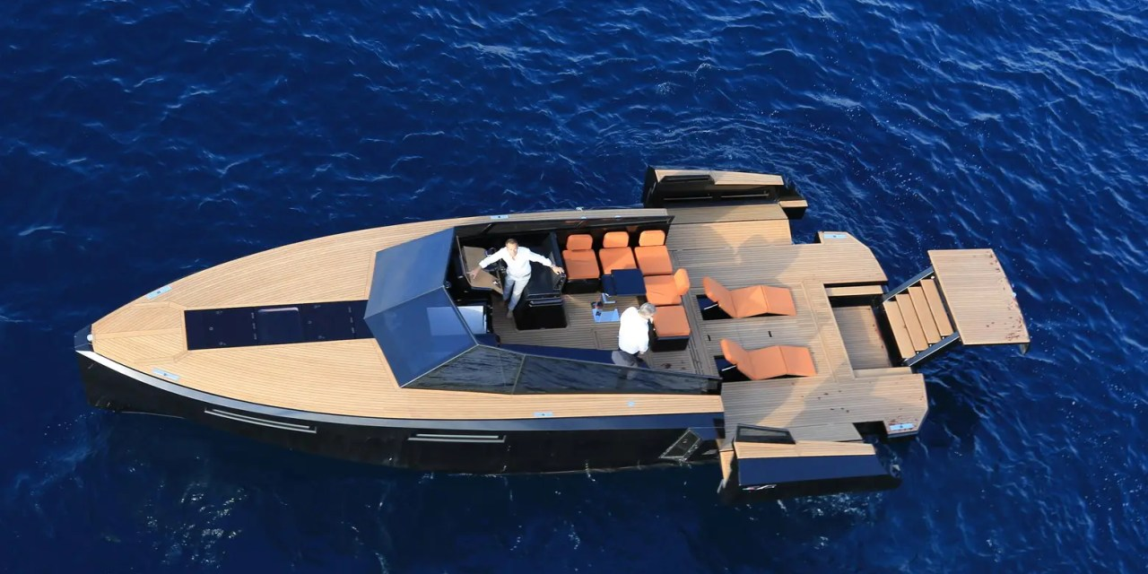 Rêver d'être en mer, davantage que de vraiment «naviguer»