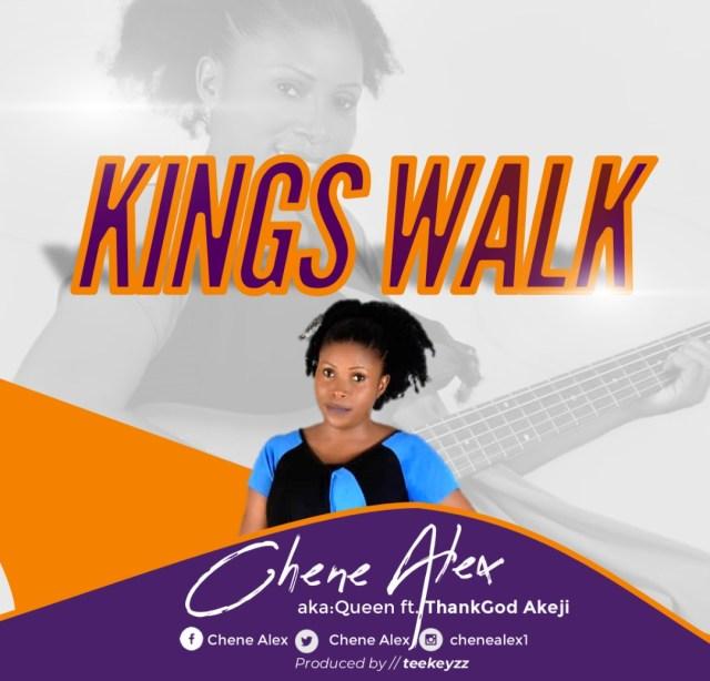 Kings walk - Chene Alex