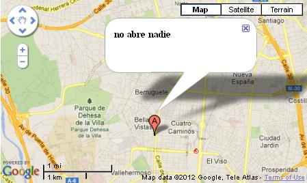 map android