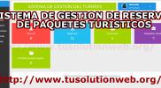 software para agencia de viajes online PHP
