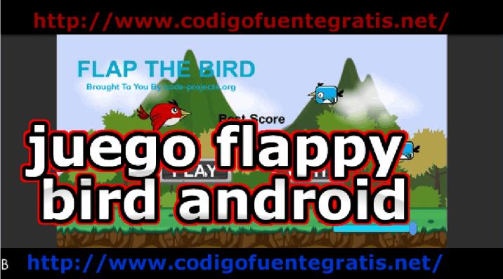 Juego Flappy Bird Unity Codigo Fuente Codigo Fuente Gratis