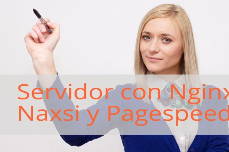 Como configurar un servidor con nginx, naxsi, pagespeed, wordpress, php7 y mysql