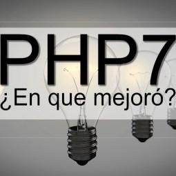 Novedades en php