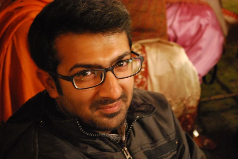 CodingAlpha Co-Founder and CEO - Tushar Soni