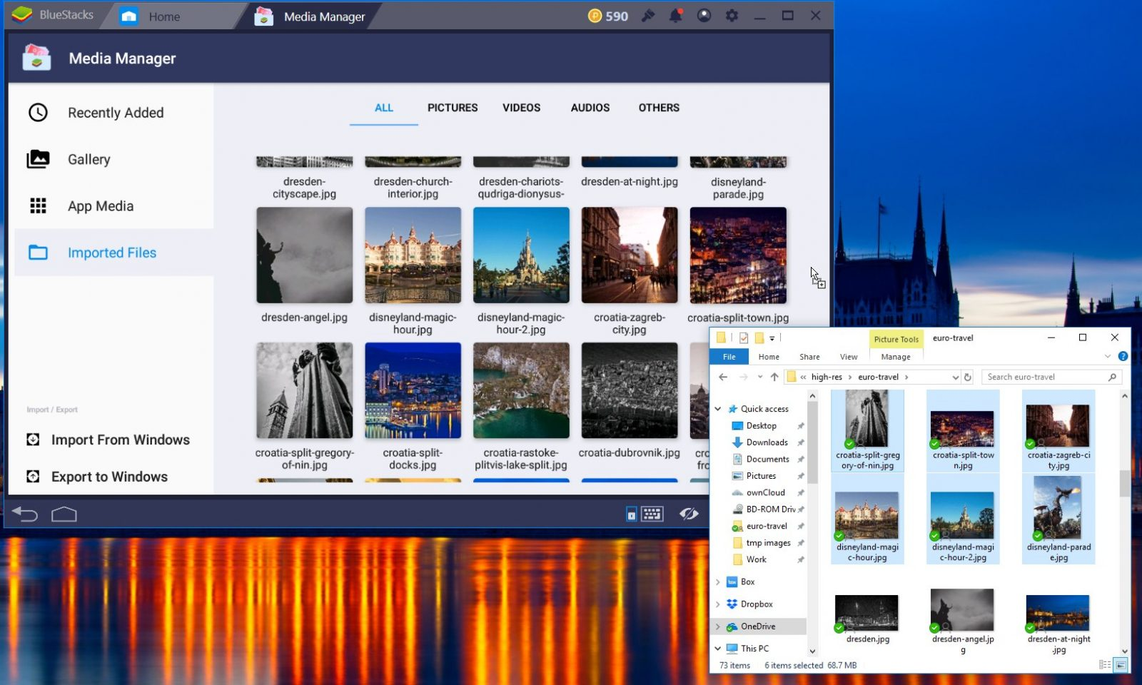 Complete Guide to Setup Bluestacks for Instagram Uploades on Windows