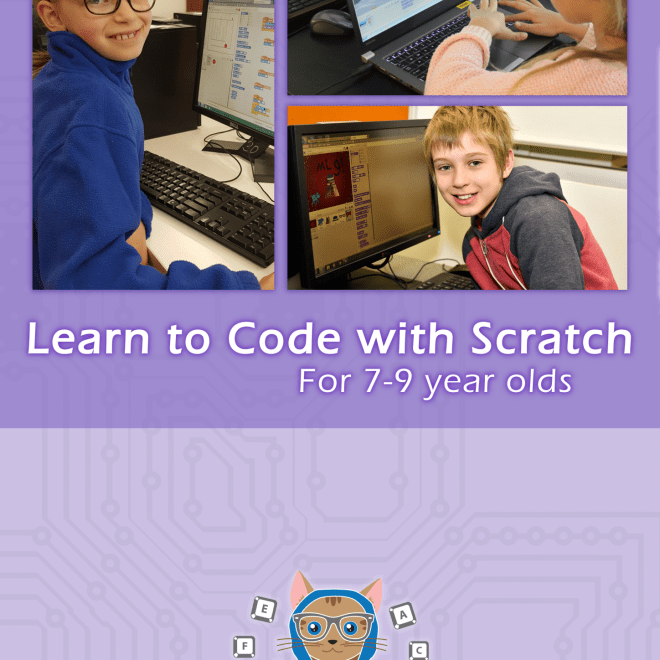 coding kids Learn to Code with Scratch
