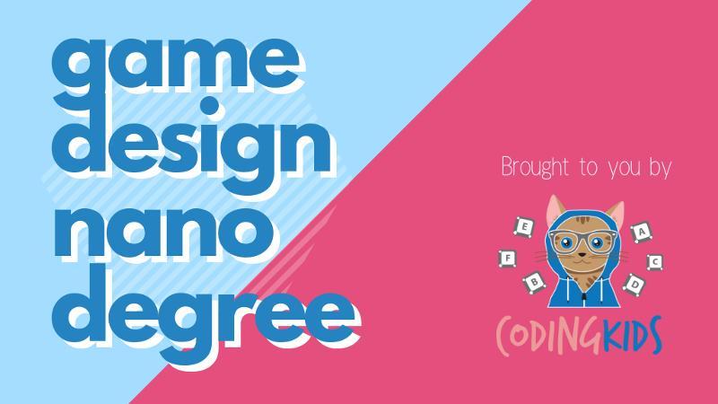 Game Design Nano Degree